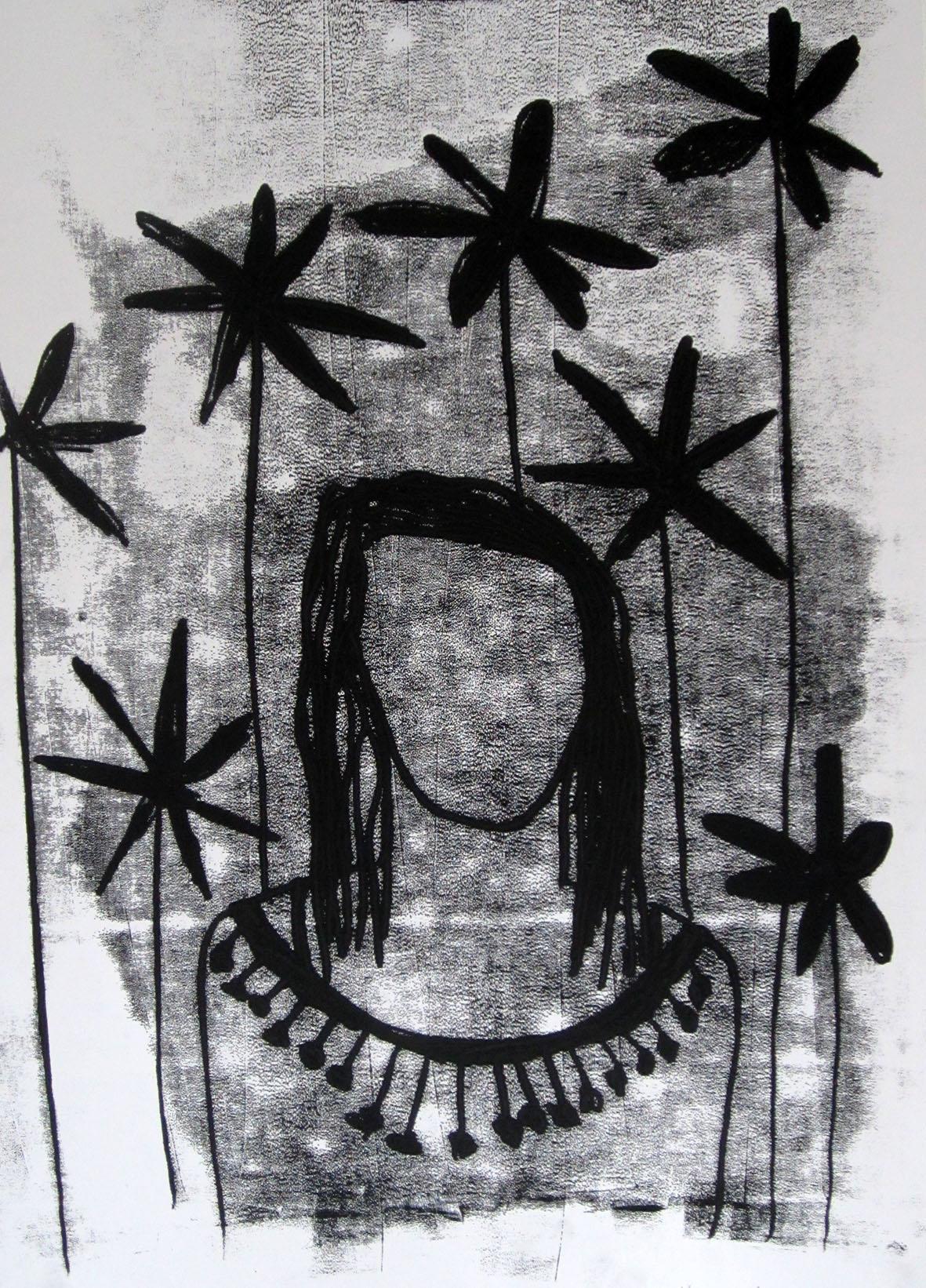 Bloemen kunnen zien #5  - Lotte Marijt
