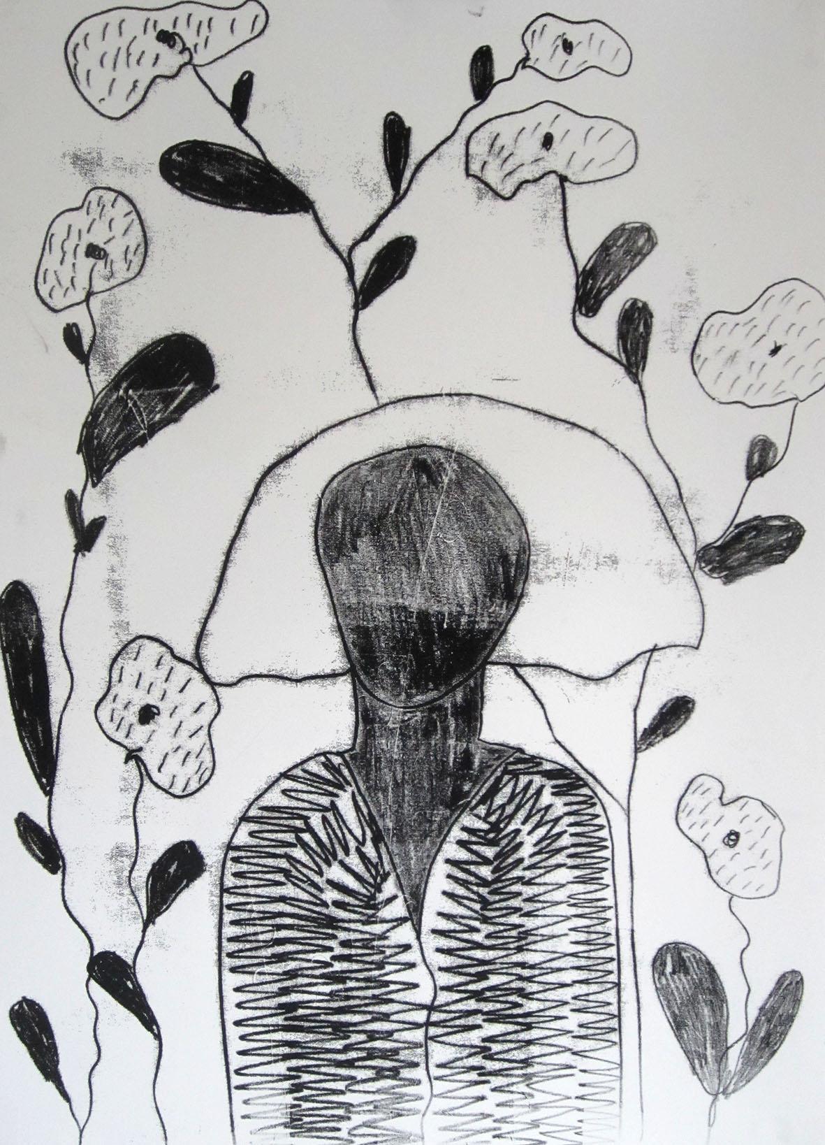 Bloemen kunnen zien #4  - Lotte Marijt