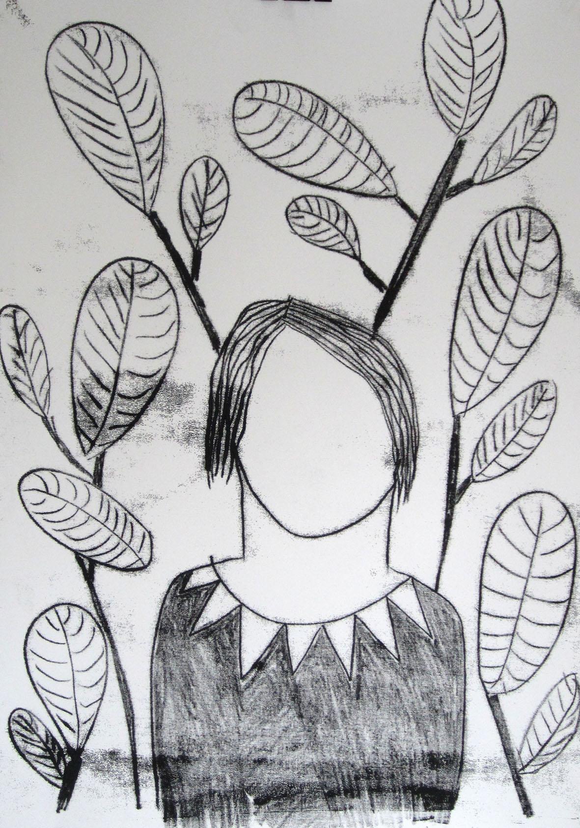 Bloemen kunnen zien #3  - Lotte Marijt