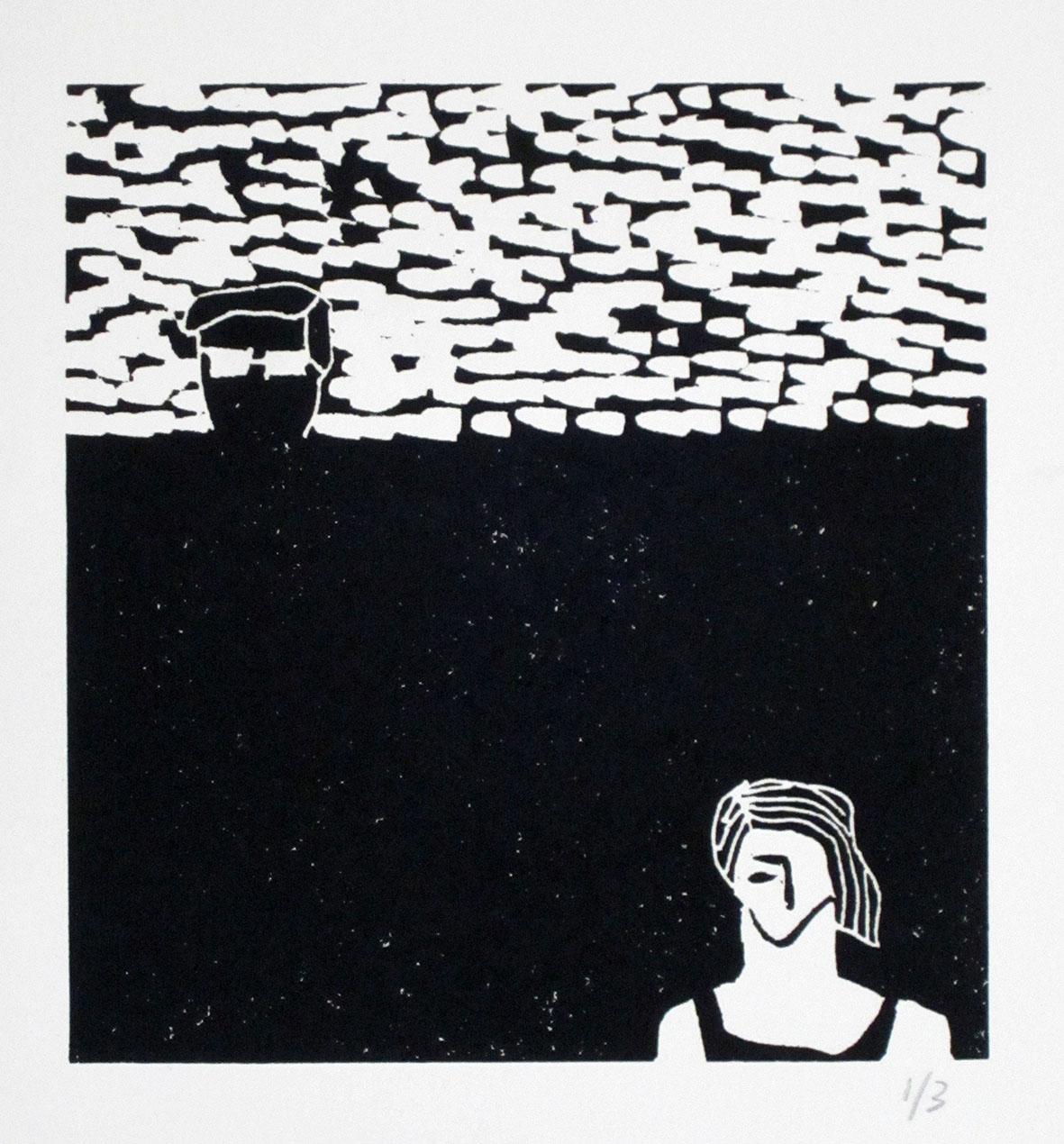 Over muurtje kijken - Lotte Marijt