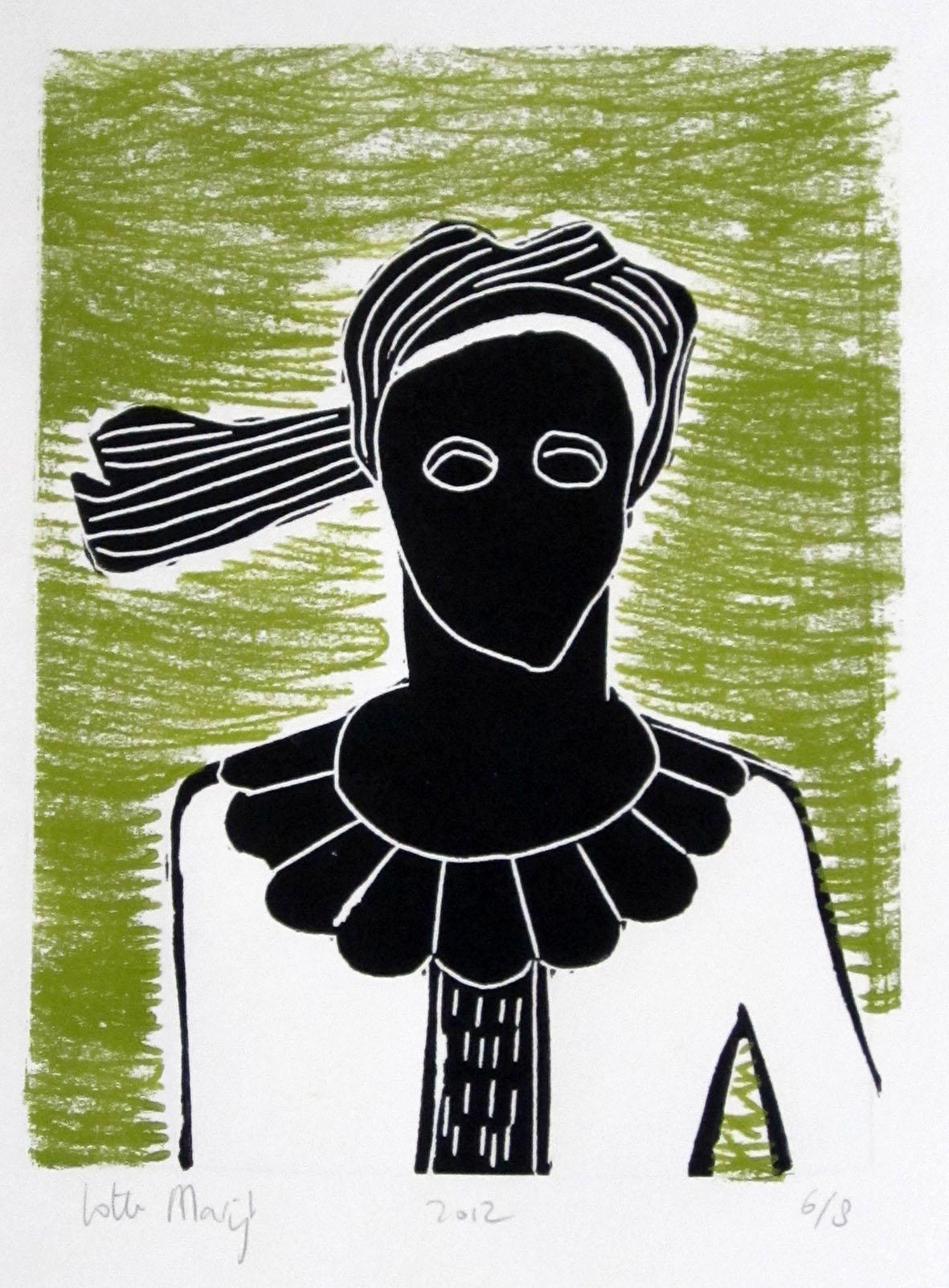 Vrouw - Lotte Marijt
