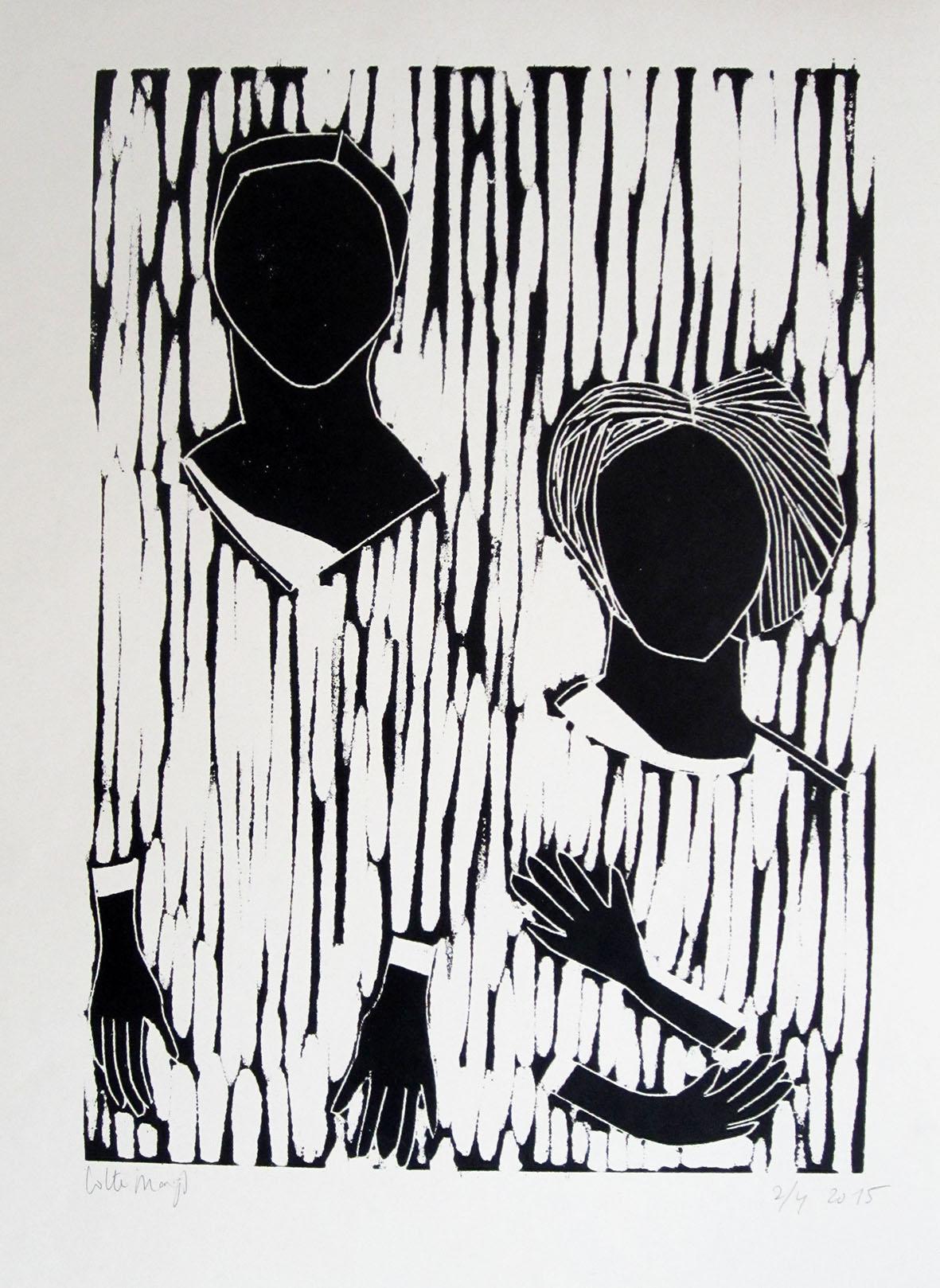 handen  - Lotte Marijt